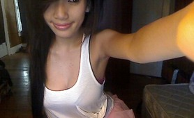 Asian teen camgirl cutie